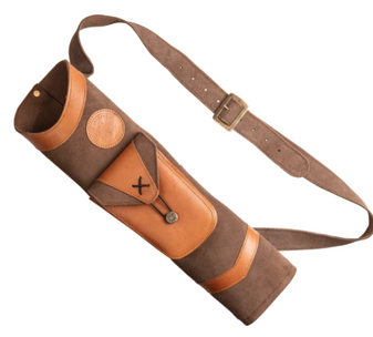 Traditional Back Quiver