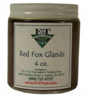 Red Fox Glands Animal Extract