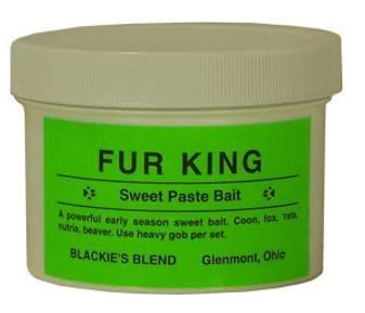 Blackie Fur King 8oz Bait
