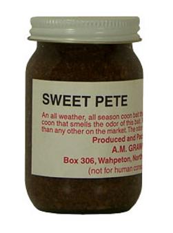 Grawe Sweet Pete Coon 4oz Bait