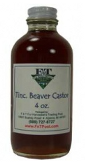 Tinctured Beaver Castor 1oz