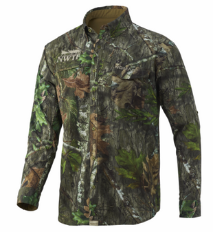 NWTF Stretch-Lite L/S Shirt