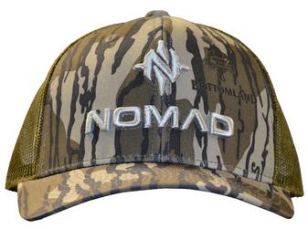 Camo Pursuit Trucker Hat