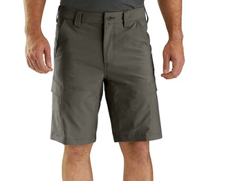 Relaxed Ripstop Cargo Short