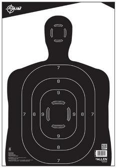 "EZ Aim 12"" Silhouette Target"