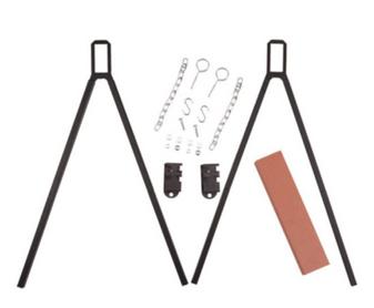 Deluxe Gong Hanger Kit