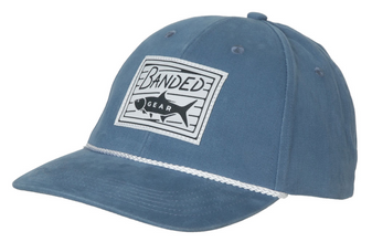 Boater's Cap - Blue