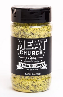 Lemon and Pepper Seasoning 6oz