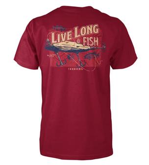 Live Long & Fish Tee