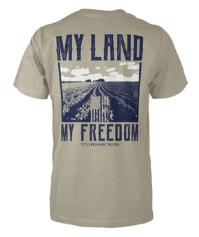 My Land My Freedom Tee