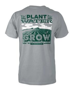 Plant Water Grow Tee