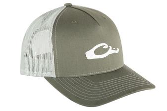 Drake 5-Panel Slick Logo Hat