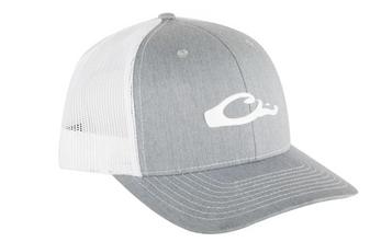 Drake 6-Panel Slick Logo Hat
