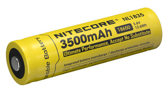 3500mAH Rechargeable Battery