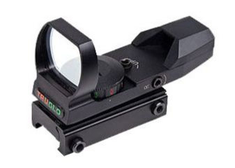 Red-Dot Open Dual Color 5 MOA
