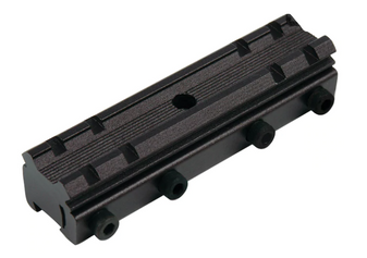 1piece Base 3/8 To Weaver Adapter