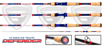 "Defender 7'0"" MH Casting Rod"