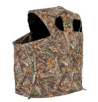 Tent Chair Blind - Country