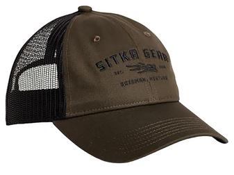 Wordmark Lo Pro Trucker Hat