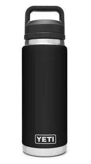 Rambler 26oz Bottle Chug Black
