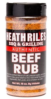 Beef Rub 16oz