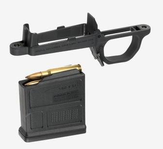 Bolt Action MagWell For Hunter