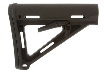 MOE Carbine Stock Mil-Spec BLK
