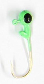 Jig Head - 1/8oz Green
