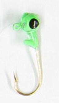 Jig Head - 1/32oz Green