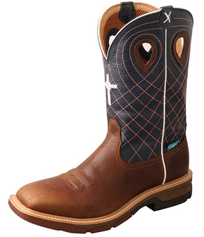 "12"" Western Work Boot"