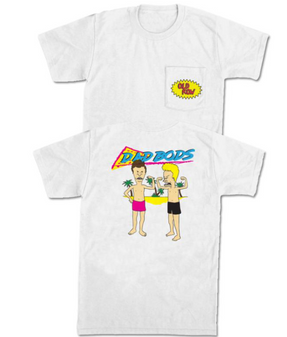 The Dad Bods Pocket Tee