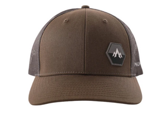 Mesh Trucker Hat Side Patch