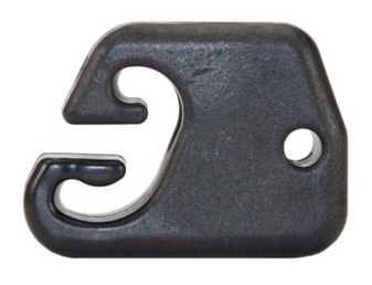 Slippery Slide Cable Guide BLK