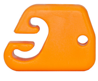 Slippery Slide Cable Guide ORN