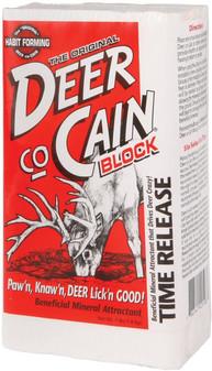 Deer Co-Cain Block 4lb