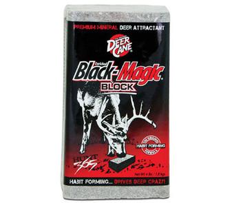 Deer Cane Black Magic Block