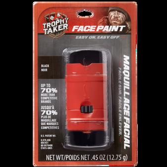 Trophy taker Face Paint - Black