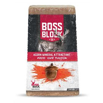 Boss Block - Acorn Mineral
