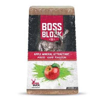 Boss Block - Apple Mineral