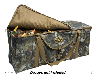 Rig Em Right 12-Slot Deluxe Decoy Bag Timbe