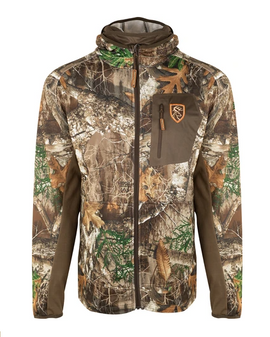 Drake Pursuit Full Zip Hoodie with Agion Active XL