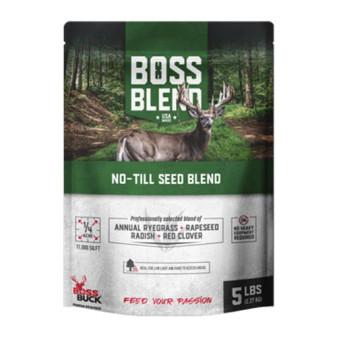 Boss Buck No-Till Seed - 5lb