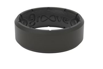 Groovelife Edge Silicone Ring