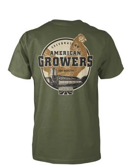 Turnrows American Growers SS Tee
