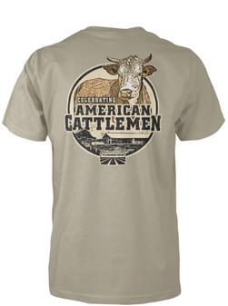 Turnrows American Cattlemen SS Tee