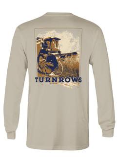Turnrow Harvest Driver LS Tee