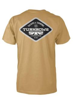 Turnrow Tailgate Diamond SS Tee