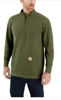 Carhartt HW Half-Zip L/S Thermal Shirt