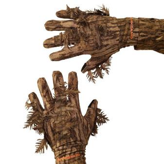 QuikCamo 3D Leafy Glove