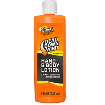 Dead Down Wind Hand & Body Lotion 8oz